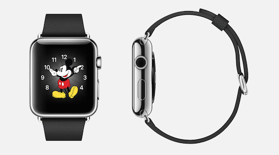 Mickey Mouse IWatch